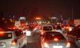 元旦前一天郑州车流量骤增 请收好这份攻略!