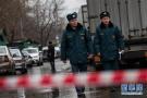 莫斯科发生枪击事件
