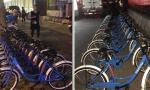 """锦州共享单车进入""""冬眠"""" 运营过程遇""""文明的尴尬"""""""