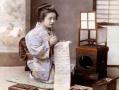 揭密1890年的日本妓院