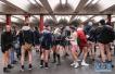 """盘点全球举办的""""不穿裤子搭地铁""""活动"""
