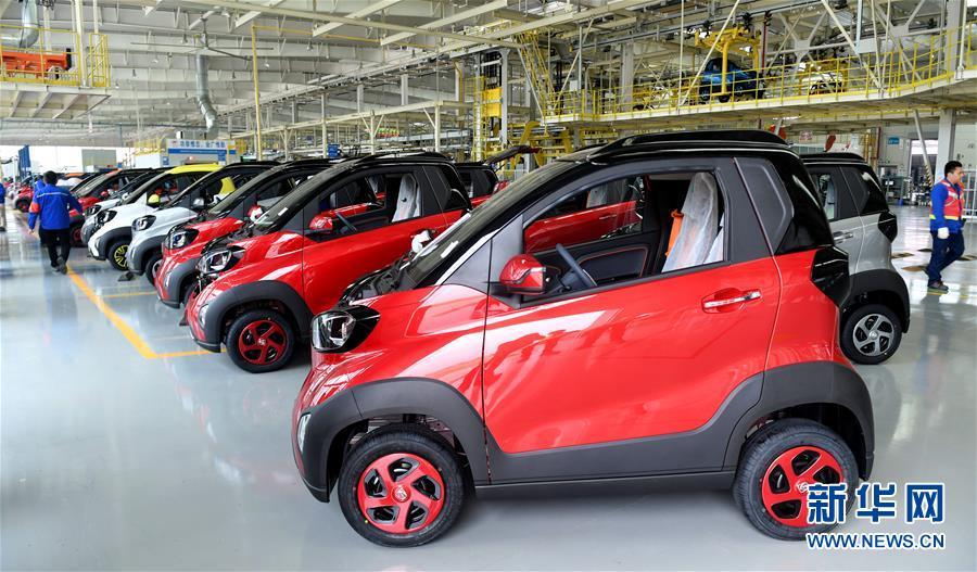 看汽车产业示范基地