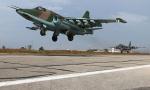俄飞行员被击落后牺牲