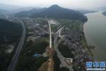 杭黄铁路轨道全线贯通:杭州到黄山最快1.5小时