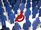 残疾人春季专场招聘会提供150多个岗位