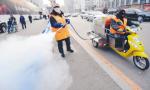 沈阳全市将开展春季城乡环境卫生综合整治