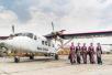 厉害了,中国造!两架国产运12E民用飞机交付尼泊尔