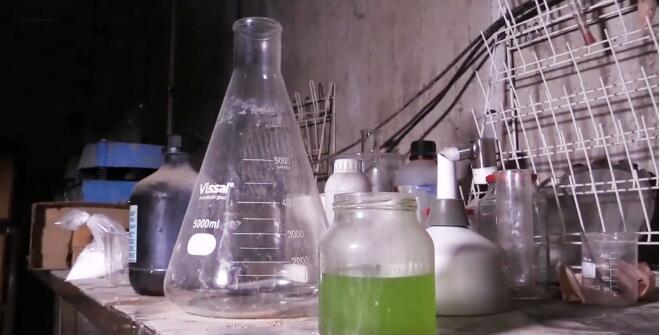 叙利亚发现化武实验室