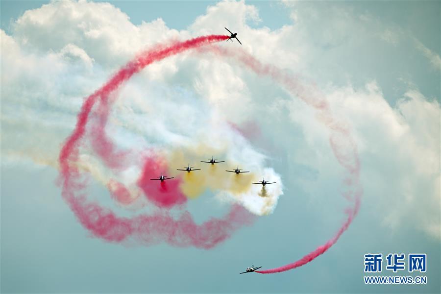柏林国际航空展开幕
