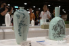 两岸名家艺术联展在台北开幕 图