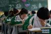 """江苏学生和家长观摩高考阅卷 非选择题要""""四评"""""""