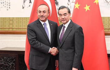 China and Turkey agree to boost cooperation on infrastructure