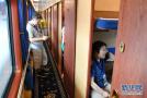 坐着火车去新疆