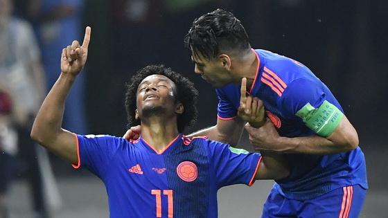 5分钟连丢两球 波兰0-3哥伦比亚小组出局