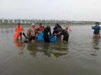 贾鲁河溺水的四名孩子找到