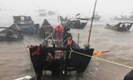 580,000 evacuated, as typhoon Maria hits land