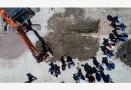 工业园填埋化工废料被举报 嫌疑人已刑拘