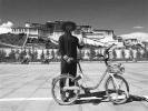 骑共享单车穿越四千里川藏线 小伙:阴差阳错被逼的