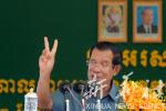 洪森当选柬埔寨新一届政府首相 已执政33年