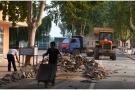 探访潍坊灾区多处工程现场:修好连心路 过个团圆节