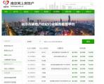 中介是否靠谱扫个码便知!南京近8000名房产经纪人挂牌上岗