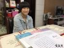 """靠一根食指敲出百万字出版6本书 南京作家王忆获赞""""不倒的生命之树"""""""