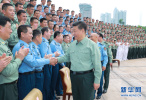 习近平视察南部战区:加快推进战区指挥能力建设