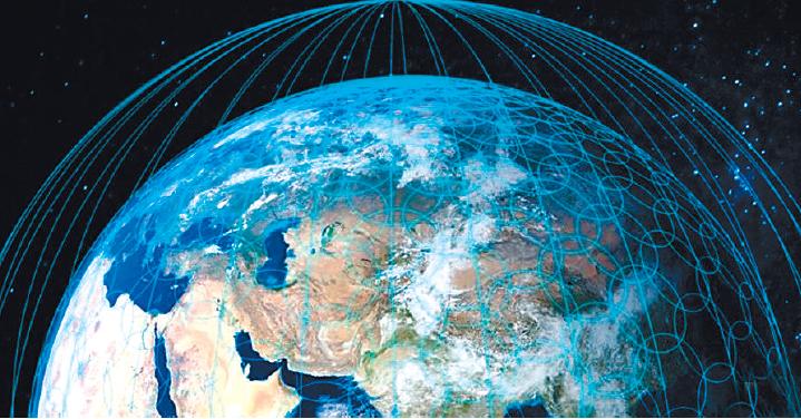 """""""鸿雁""""星座 覆盖全球的宽带通信系统"""
