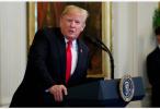 特朗普临时拼凑内阁会议 吐槽在白宫独居太寂寞