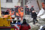 土耳其居民楼倒塌事故已造成10死13伤