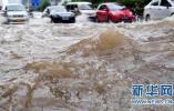 廊坊市区城南6座雨水泵站正在同步建设中