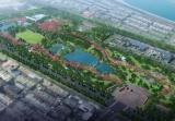 三门峡虢国公园一再延期何时开园?建设方:预计9月完成工程建设