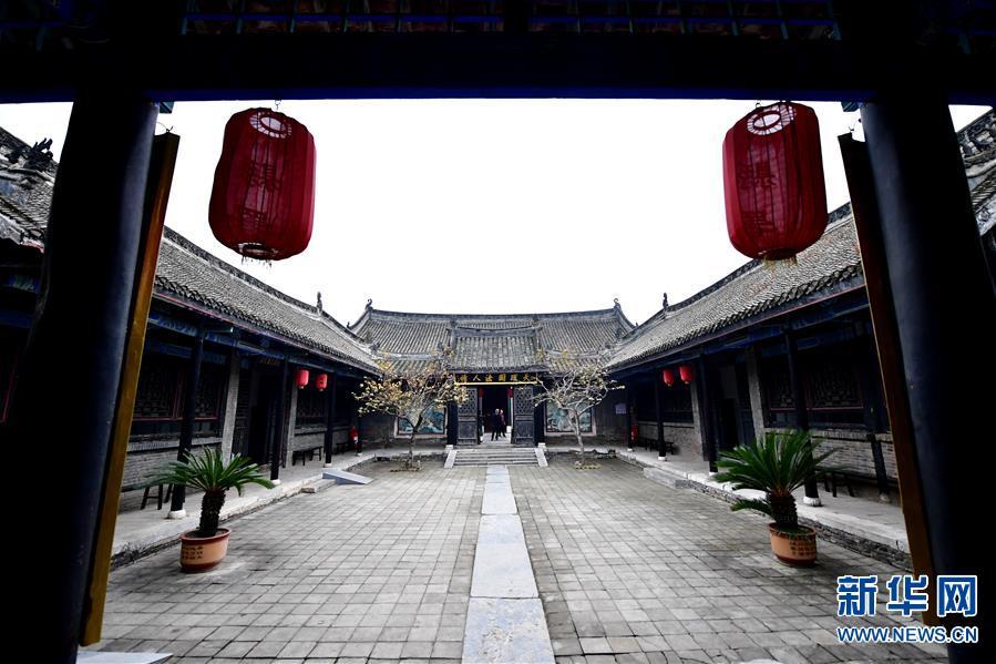 (新华视界)(7)河南内乡县衙:我国保存较完整的封建时代县级官署衙门