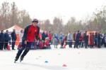 内丘:体验冰雪运动之魅