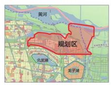 郑州金水科教园区将新建高速出入口 6条路直通北龙湖