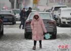 暴雪藍色預警解除:黑龍江、吉林等地仍有小到中雪