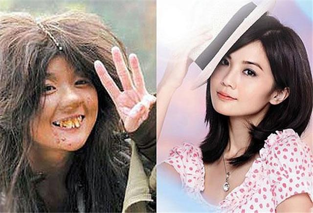 美女明星扮丑照片 你能认出几张