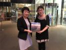 校领导率团访问新加坡、香港友好高校