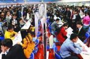 2017年毕业生求职最爱城市:郑州排名第六位