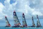 青年帆船赛决赛次日