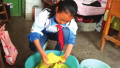 小学六年级学生杨喜文:自强自立小女孩浑身充满正能量