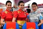 厦航空姐制服又美了