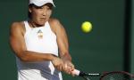 江西网球公开赛-彭帅轻松晋级女单八强