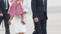5天换装9套、鞋6双、包7个、珠宝15件 凯特王妃波兰德国行到底带了多少行李