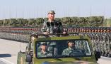 庆祝中国人民解放军建军90周年 习近平检阅部队并发表重要讲话