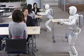 企業瞄準機器人市場 有店舖年入上百萬