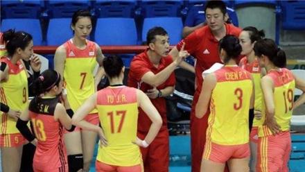 亚洲女排:中国队不敌日本 无缘决赛