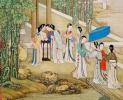 甘肃陇南独特乞巧民俗:在水一方传承千年