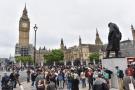 """伦敦""""大本钟""""静音维修 英媒讽刺:说好的为脱欧鸣钟呢"""