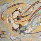 高山敦煌壁画